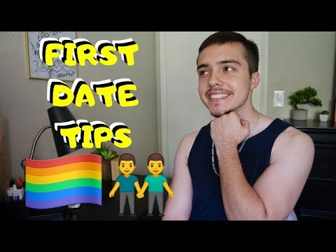 First Date Tips For Gay Guys! 🌈 (5 Quick Tips)