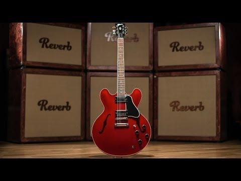 Gibson ES-335 Demo