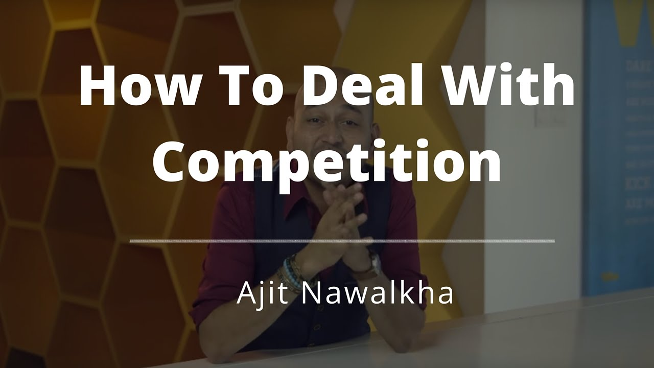 How to Deal with Competition forecast