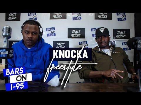 Knocka Quarantine Bars On I-95 Freestyle