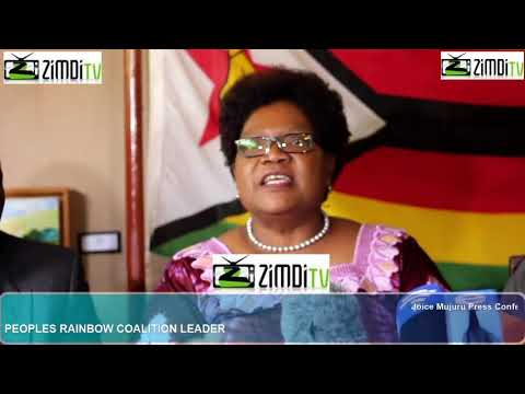 Joice Mujuru denies in talks for a post in the new government with Mnangagwa
