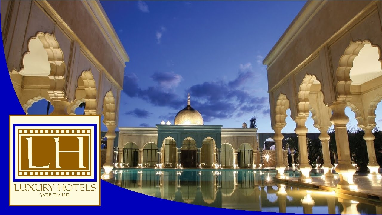 Luxury hotels palais namaskar marrakech