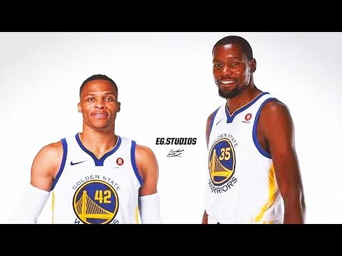 Kevin Durant and Russell Westbrook on the Warriors | If Durant Joined the Warriors with Westbrook