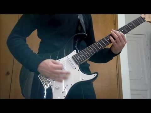 【TAB】 【BTOOOM! OP 1】「No pain, No game - Nano」Guitar Cover