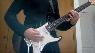 Repeat youtube video 【TAB】 【BTOOOM! OP 1】「No pain, No game - Nano」Guitar Cover