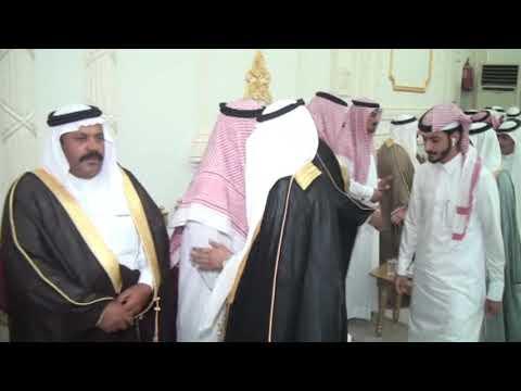 حفل زواج عبدالمجيد فرحان الطلفاح
