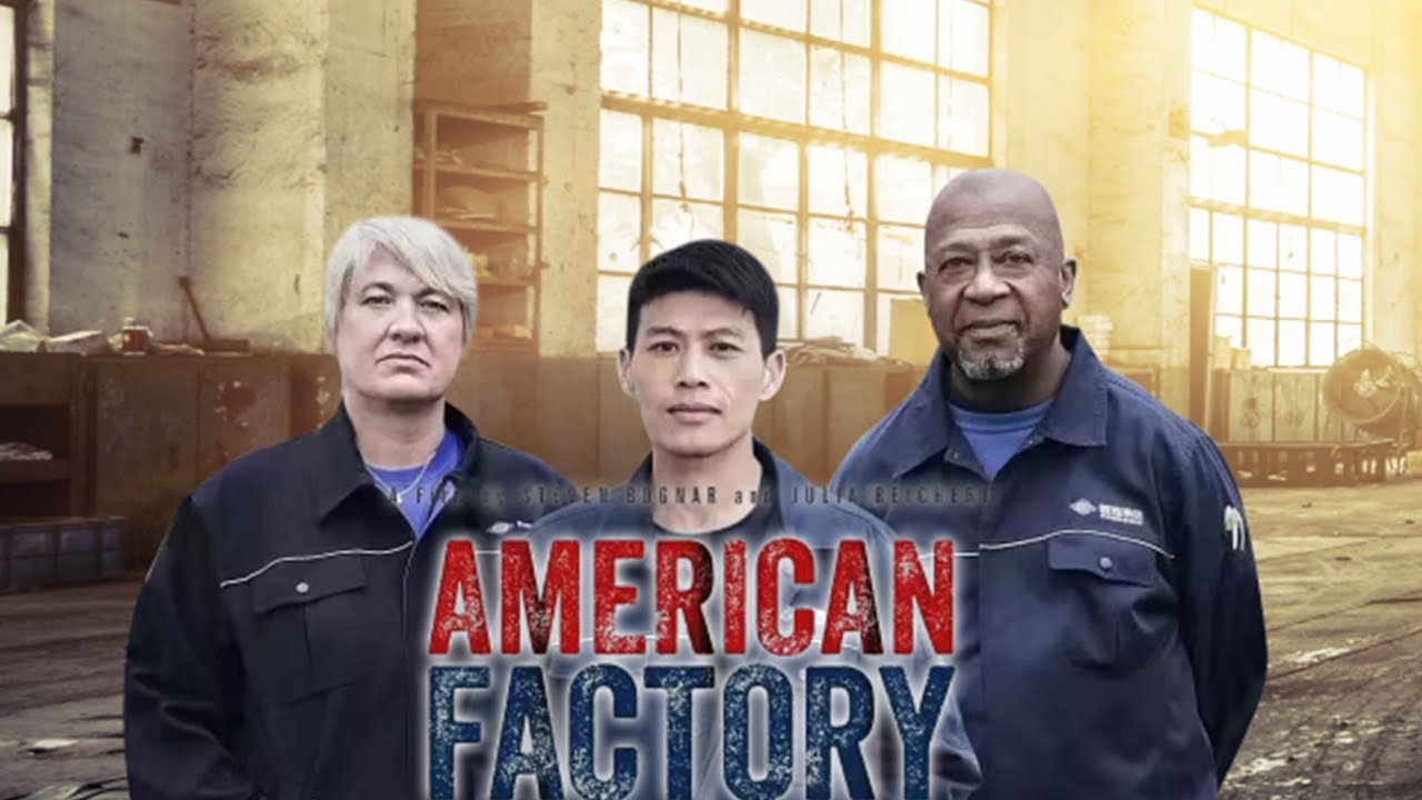 Image result for american factory documentary youtube