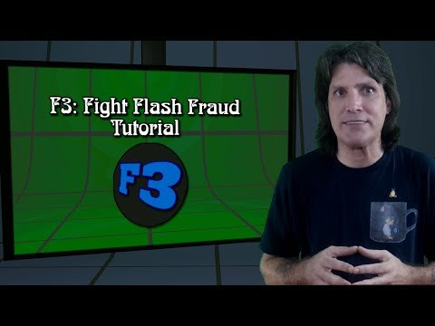 "F3: Fight Flash Fraud ""Test Removable Media"""