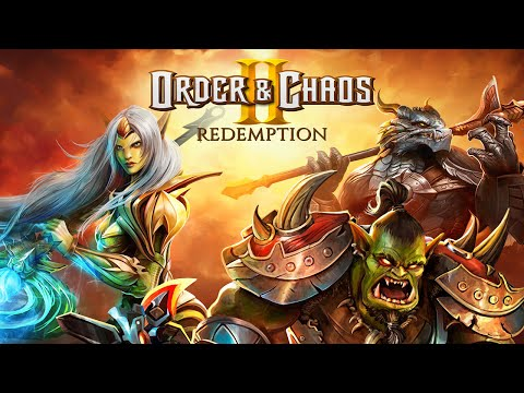 Order And Chaos II - Redemption - Let's Play!