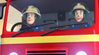 Nuovi Sam il Pompiere Italiano 🌟Sam mette fuori fuoco di Norman 🌟 film intero 🌟 Cartoni animati