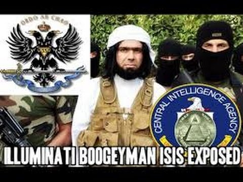 ISIS EXPOSED !!! Don't Be Fooled by The Illuminati TERROR Boogeyman !!!