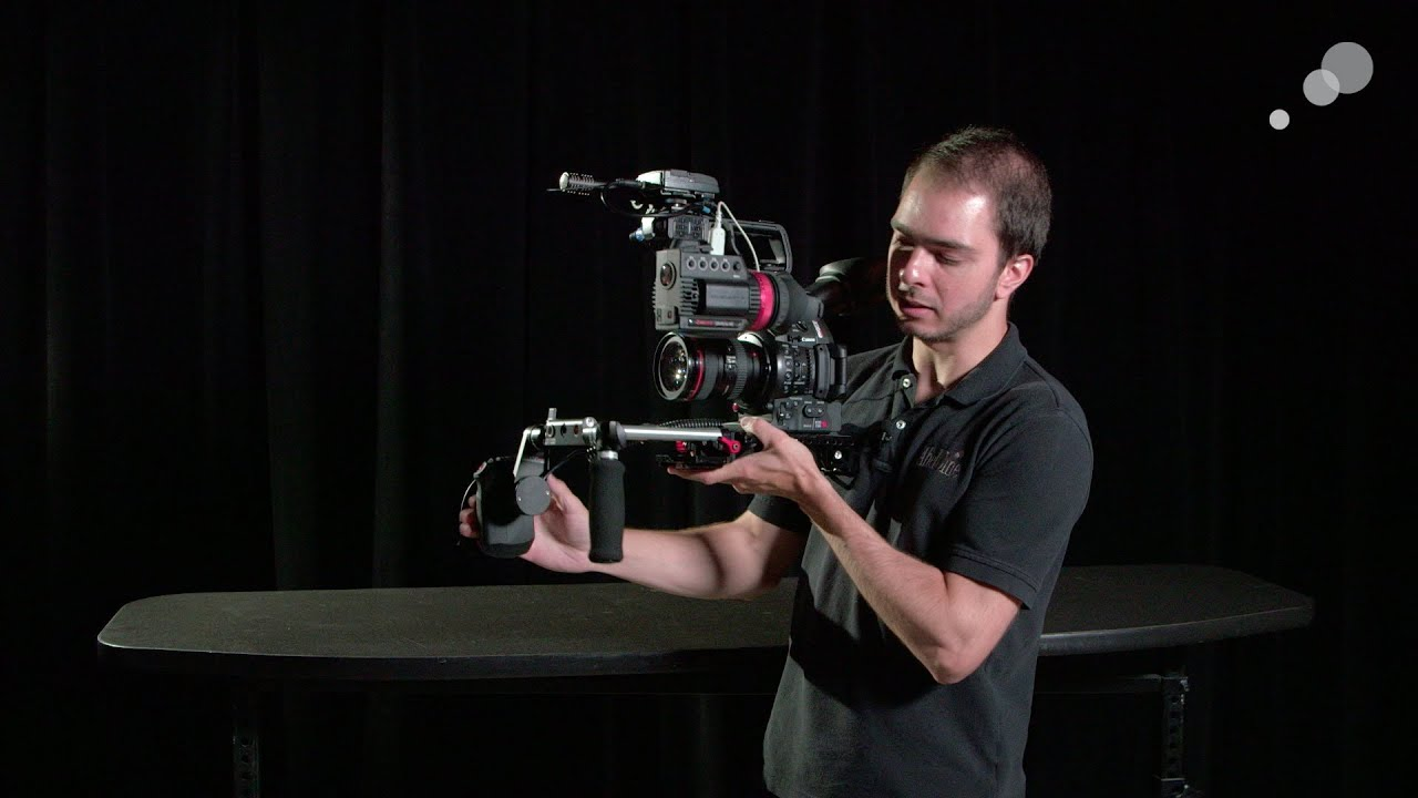 At the Bench: C100 Rigging Options