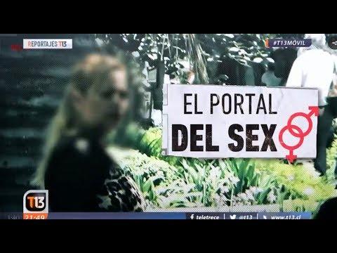 Crece prostitución en centro de Santiago  #ReportajesT13