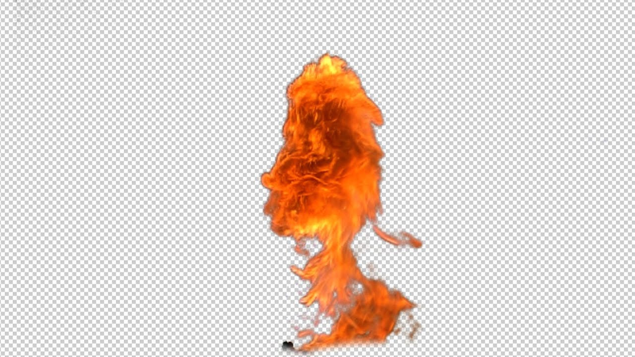 Explosion fireball pre keyed footage c youtube