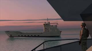 Stern Landing Vessel (SLV) vs Conventional Landing Craft - Updated