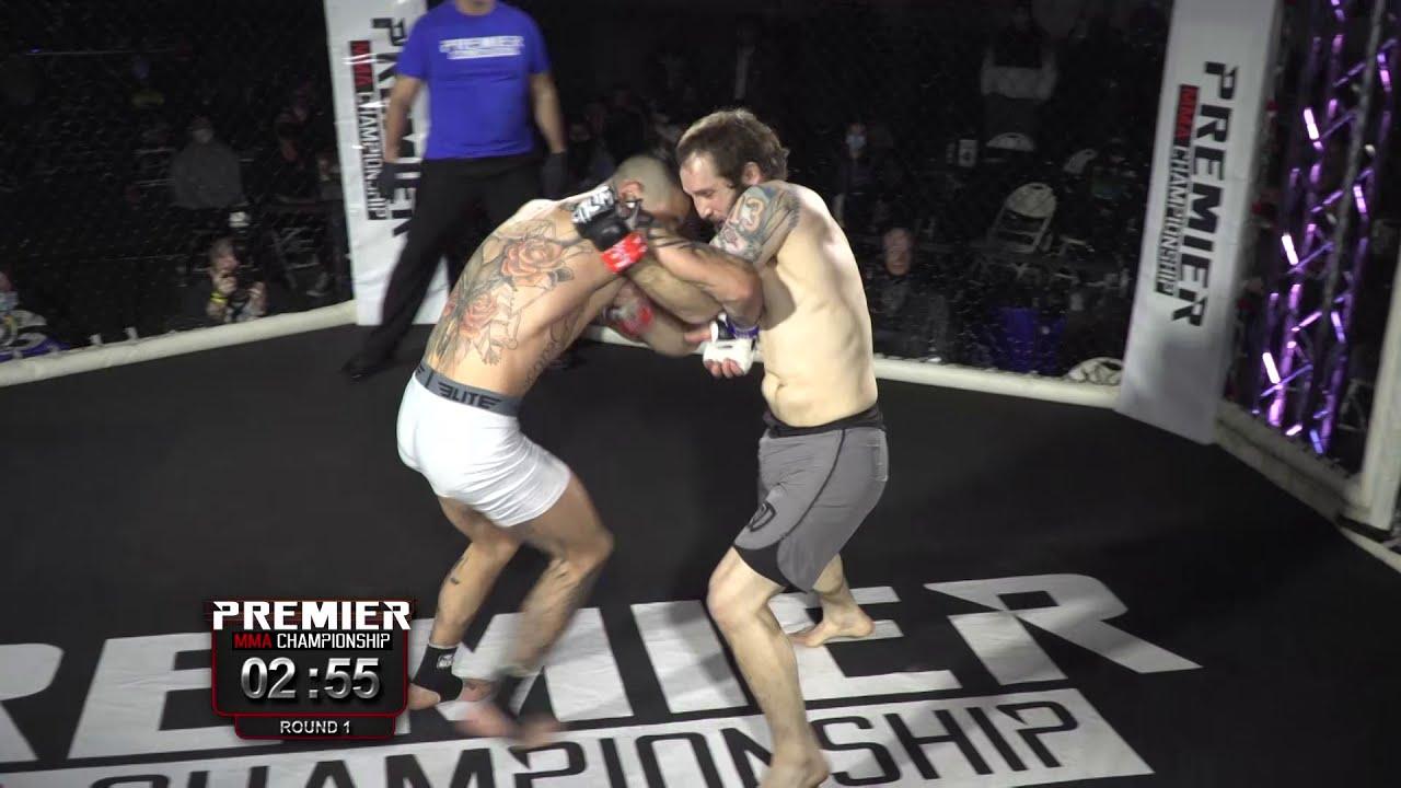 Premier MMA Championship 15 Auston Carter vs Jeremy Balboa