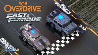 Anki Overdrive Fast & Furious Edition from Anki