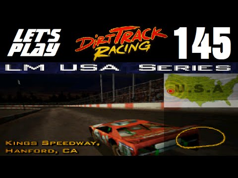 Let's Play Dirt Track Racing - Part 145 - Y11R17 - Kings Speedway