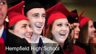 Video Lancaster County 2012 High School Graduation Ceremonies download MP3, 3GP, MP4, WEBM, AVI, FLV Agustus 2018