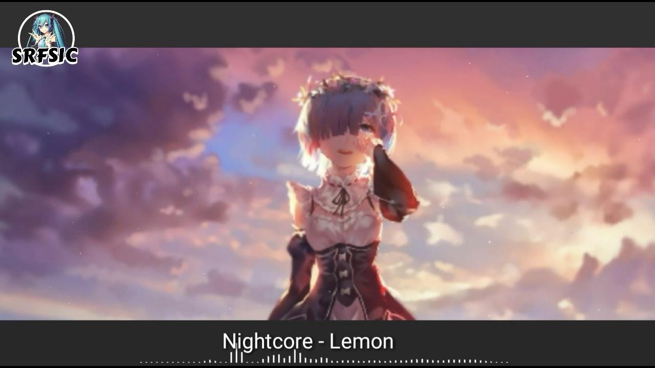 Nightcore Lemon Kenshi Yonezu Youtube