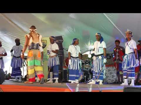 Mpondo Culture and Heritage Festival 2017 Collaboration Republic of Botswana Artist Casper the Golde