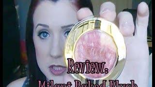 REVIEW: Milani Baked Blush Thumbnail
