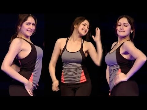 sayesha saigal hot naval challange how long you go!!!!! sooo hoooot-HD