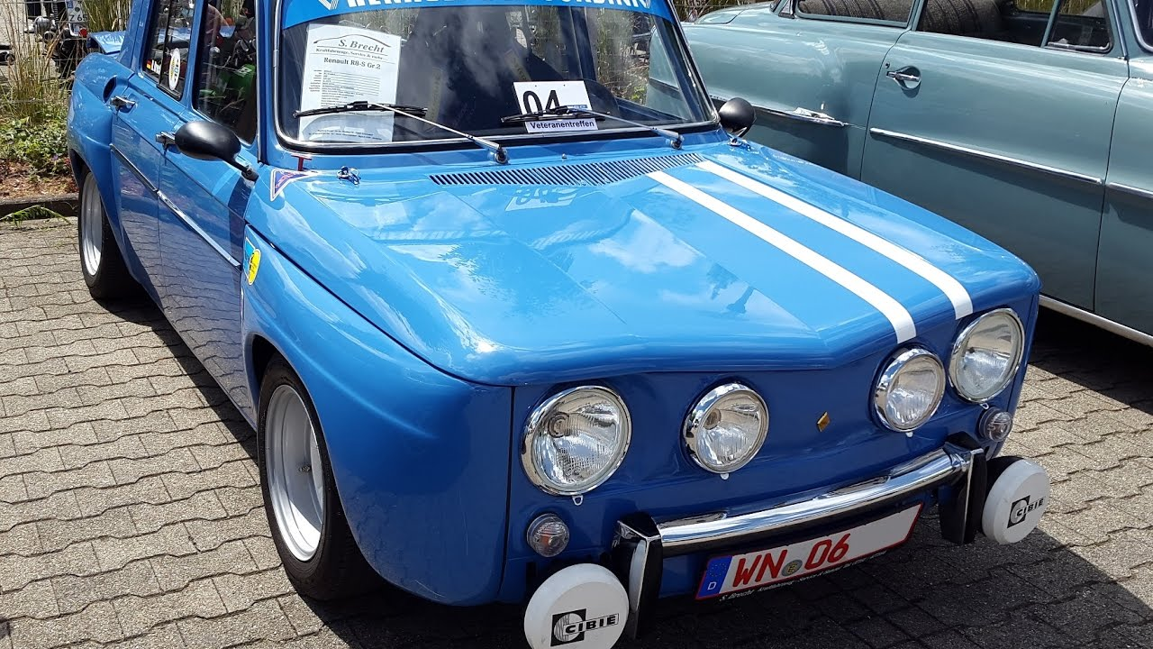 renault 8 gordini r8 test weber dcoe alpine gruppe 2 b b msp youtube. Black Bedroom Furniture Sets. Home Design Ideas