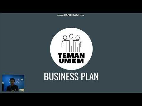 Business Plan TEMAN UMKM (Digital Marketing Agency)