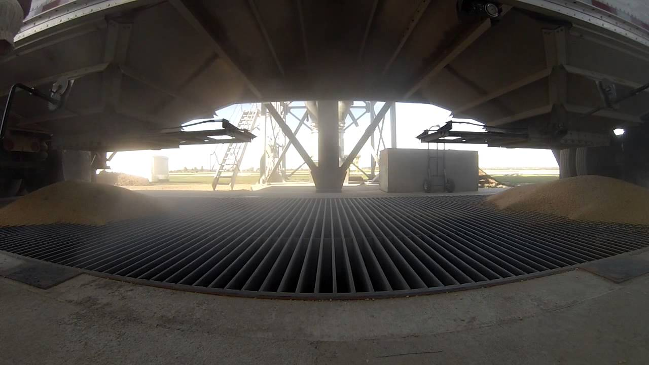 Cereserv new grain pit