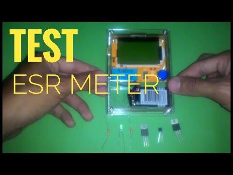 ESR Meter Canggih