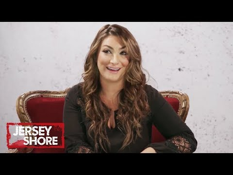 Jersey Shore Cast Reacts To Deena's OG Casting Tape | Jersey Shore: Family Vacation | MTV