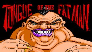 LGR - Tongue of the Fatman - DOS PC Game Review