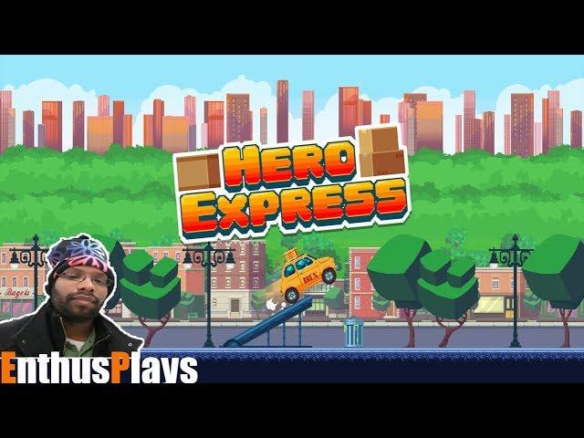 Hero Express (Switch) - EnthusPlays | GameEnthus