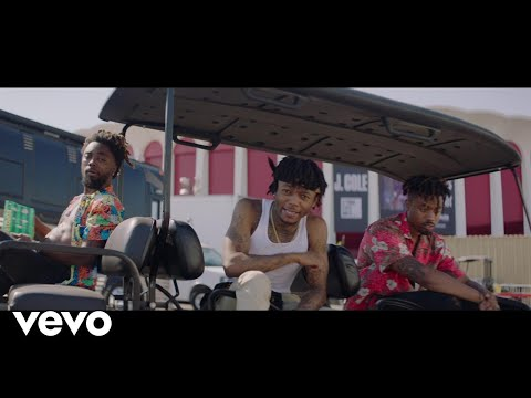 J.I.D - D/vision ft. Earthgang