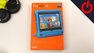 Amazon Fire HD 8 Kids Edition (2020) - Unboxing, setup and first impressions