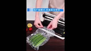 가정용 진공포장기 수비드 식품 고기 음식 압축 실링기