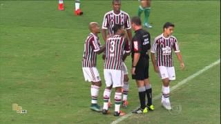 Gols Fluminense 2 x 1 Palmeiras - Copa do Brasil 2015