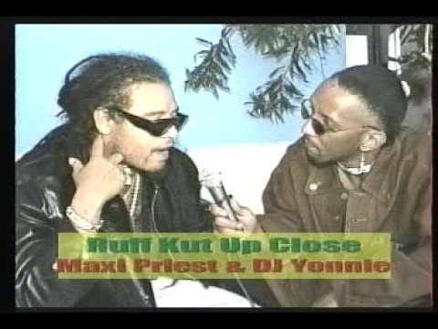RuffKut Reggae - Maxie Priest Interview - Part 1