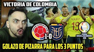 🔥¡QUÉ GOLAZO de COLOMBIA para LLEVARSE 3 PUNTOS! · GANÓ a UNA ECUADOR que PREOCUPA 1-0 ·COPA AMÉRICA