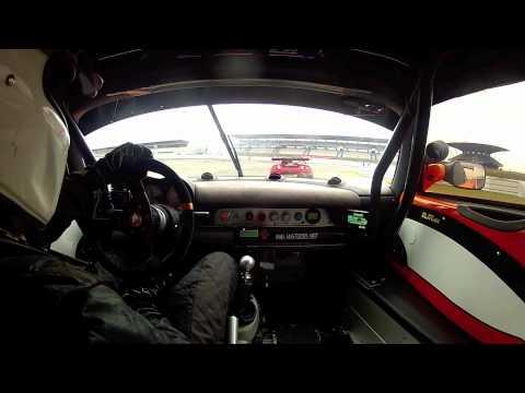 Lotus Cup Europe 2012 Round 1 Nurburgring Race 1.mov
