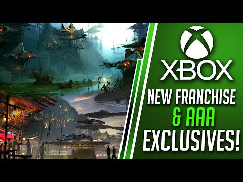Xbox Series X Newest AAA Exclusive Franchises LEAKED | IO Interactive, The Coalition & Star Wars