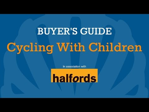 How To Cycle With Kids