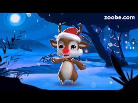 ZOOBE зайка Поздравление С Новым Годом ! - Познавательные и прикольные видеоролики