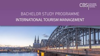 Bali, mexico, singapore or would you prefer dubai? in the international tourism management degree program taught english will spend a semester at one ...
