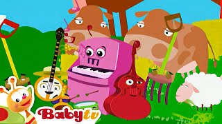Play Banjo - The Jammers | BabyTV