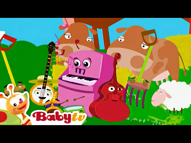 The Jammers   Play Banjo   BabyTV