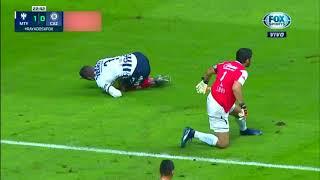 Las imágenes del partido de Ida de la Semfinal de Rayados vs Cruz Azul.