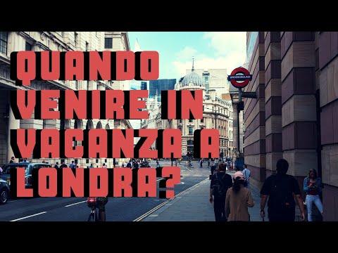 QUANDO VENIRE IN VACANZA A LONDRA? 3 PERIODI MIGLIORI SECONDO SIR KOALA LONDINESE 🐨 😊