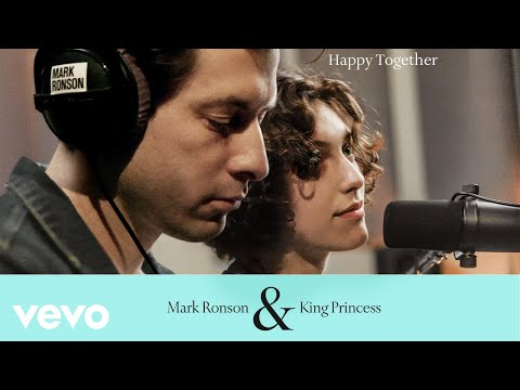 King Princess, Mark Ronson – Happy Together